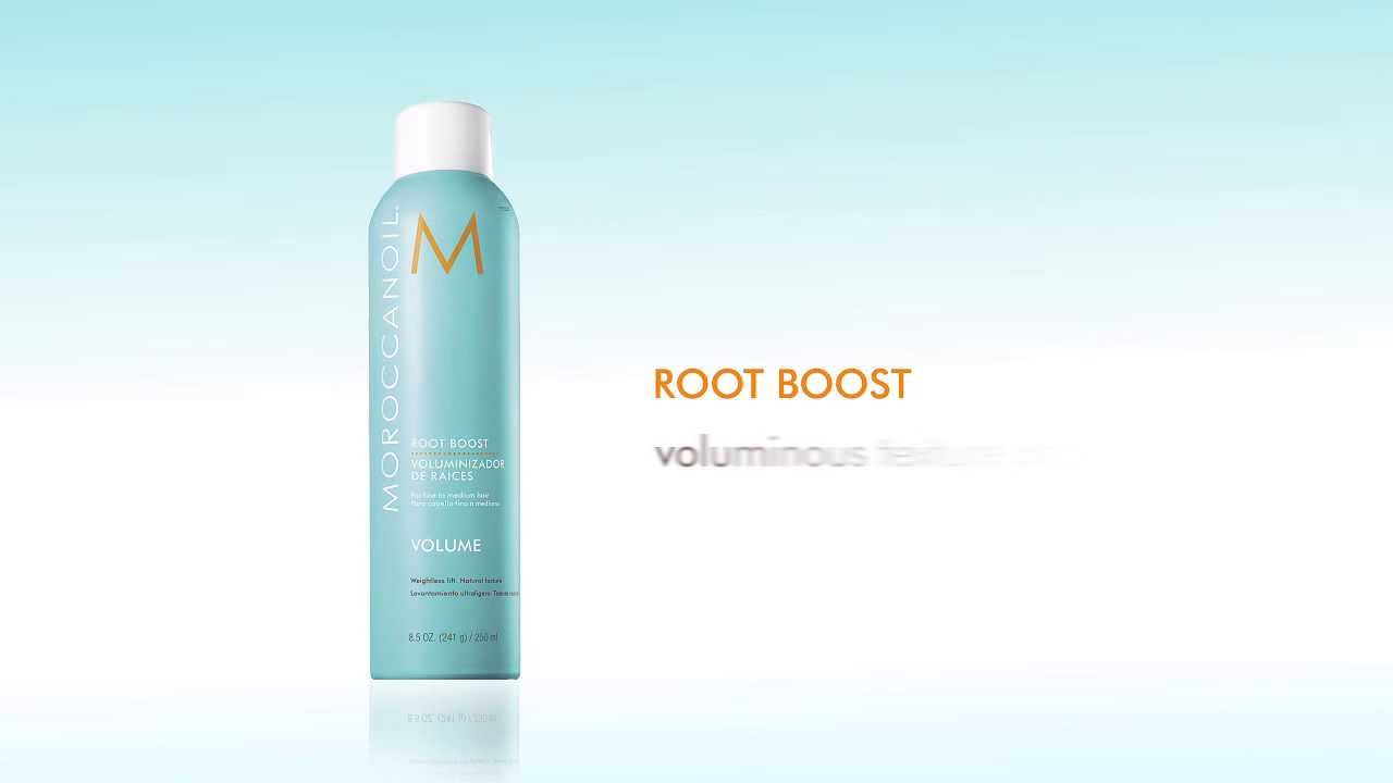 How To  Moroccanoil Root Boost - YouTube 66198825e8