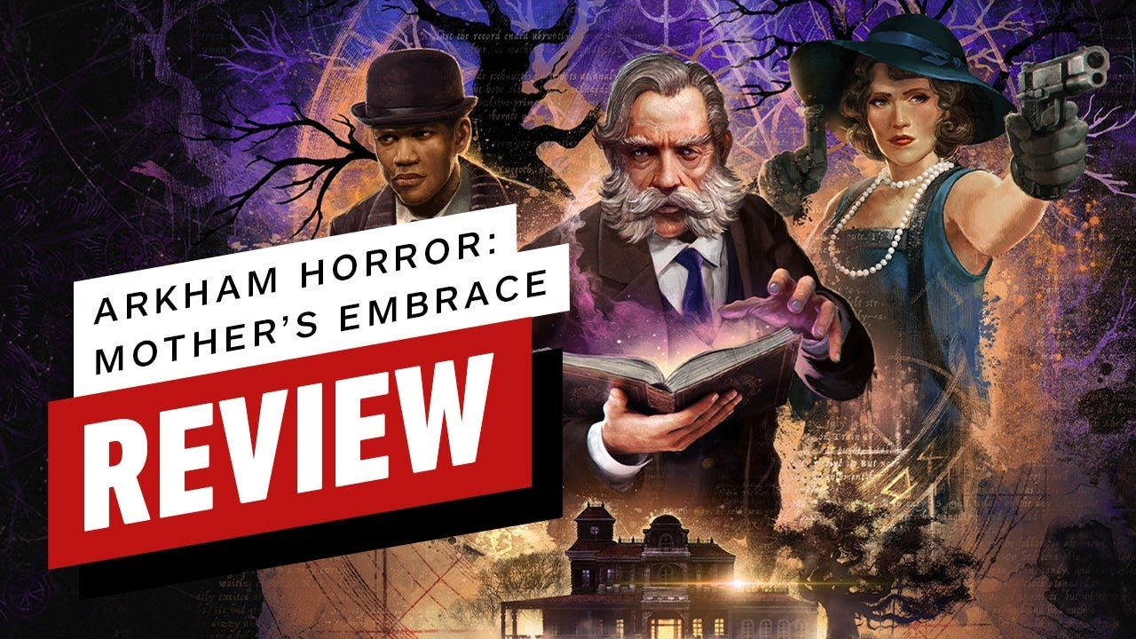 Arkham Horror: Mother's Embrace Review (Video Game Video Review)