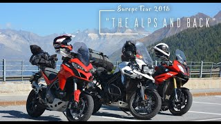 """Europe Tour 2018 - """"The Alps and Back"""""""
