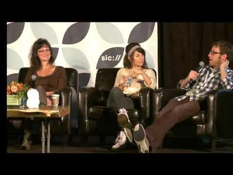 Digital music: Revolution or Rebellion Panel - Seattle Interactive Conference 2012