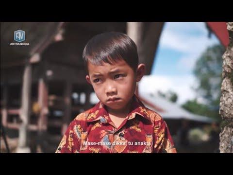 Sedih ☹️☹️ Lagu Toraja 2018 : Tang iko ri duka