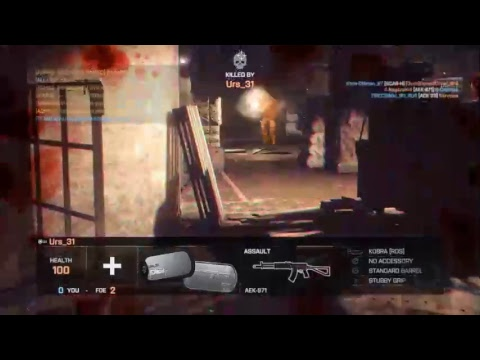 Some Battlefield 4 Gameplay (South African Servers)