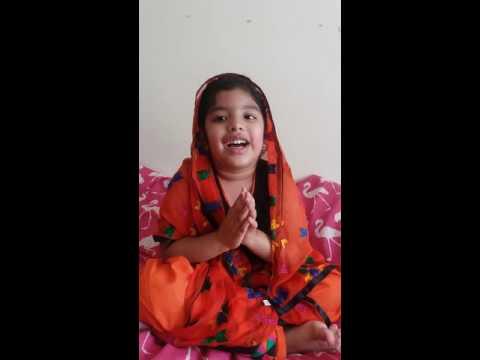 radha soami 4 year old little girl