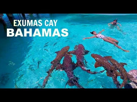 SOLO TRIP EXUMAS BAHAMAS, 4k Video, GoPRO 5.