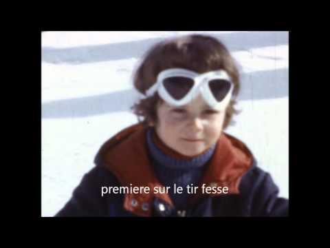 """super 8 """"Les Gets"""" France, Les Alpes de Hautes Savoie - 1972"""