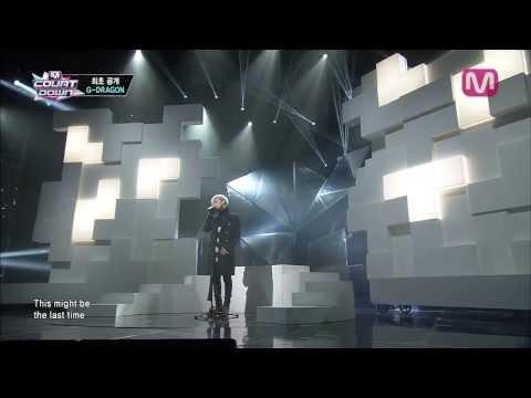 G-Dragon_Window (Window by G-Dragon of Mcountdown 2013.11.07)