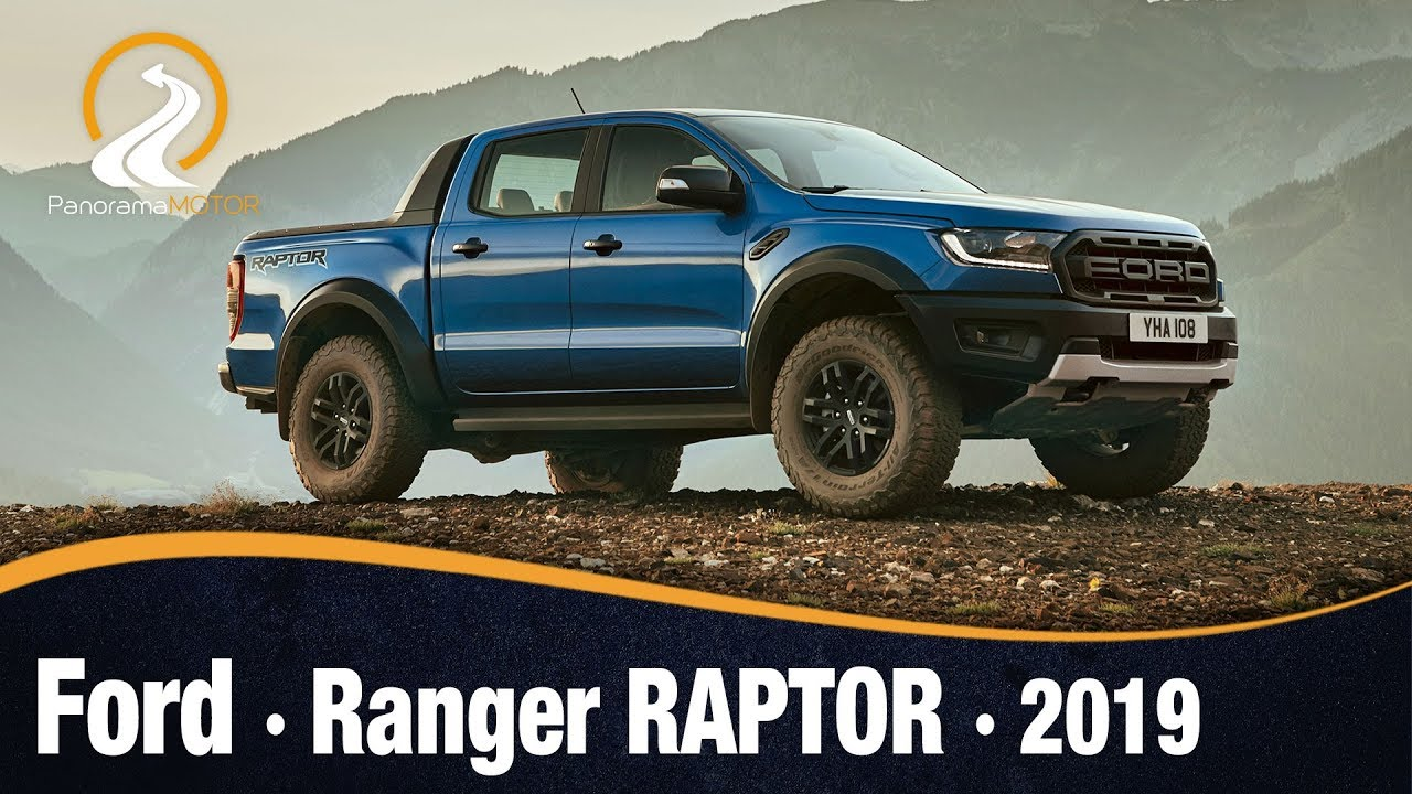 Ford Ranger Raptor 2019 Prueba Review En Espanol Youtube