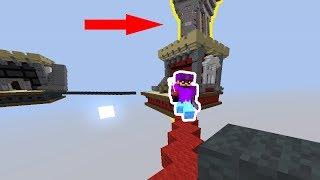 ПОСТРОИЛ СЕКРЕТНЫЙ ДОМ НАД БАЗОЙ ПРОТИВНИКА! - (Minecraft Bed Wars)