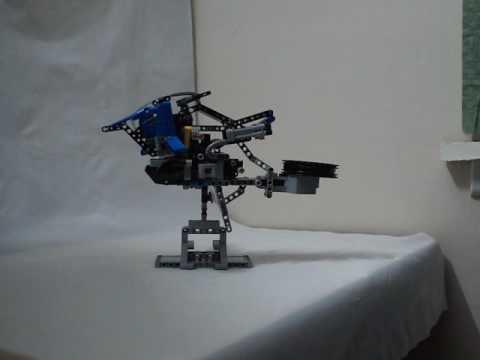lego technic 42063 b model functions youtube. Black Bedroom Furniture Sets. Home Design Ideas