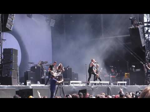 Architects - Phantom Fear (Live @ Download Festival Paris 2017)