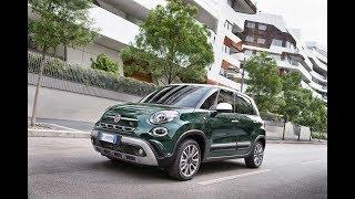 Fiat обновил свой самый успешный компактвэн 500L