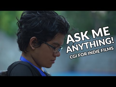 """[AMA] with CG Artist and Filmmaker of """"Paralysis"""""""