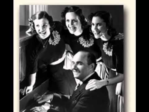 Bei Mir Bist du Schon - The Andrews Sisters