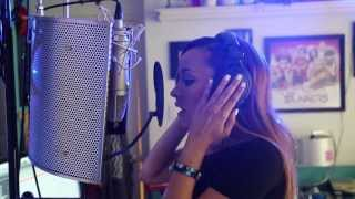 TinasheTV -- Inside My Home Studio