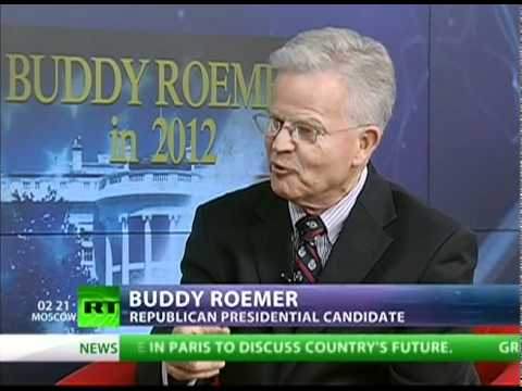 Buddy Roemer: 'Challenge the CEO'