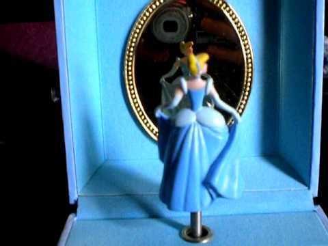 Cinderella Music Box