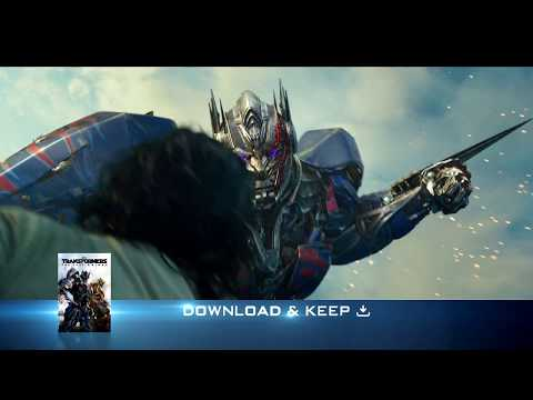 Transformers The Last Knight - Now Available on Google Play. Download & Keep!