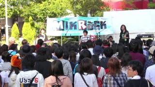 堺初の野外ロックフェス「MIKROCK'15」公式動画 ヒコイチステージ ヤバ...