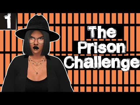 The Sims 4 | Prison Challenge | #1- Inmates from Hell