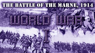 """World War I. Entente campaign, mission 2 """"The Battle of the Marne"""""""