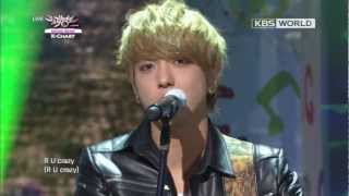 Repeat youtube video [Music Bank] CNBLUE - I'm Sorry (2013.01.18)