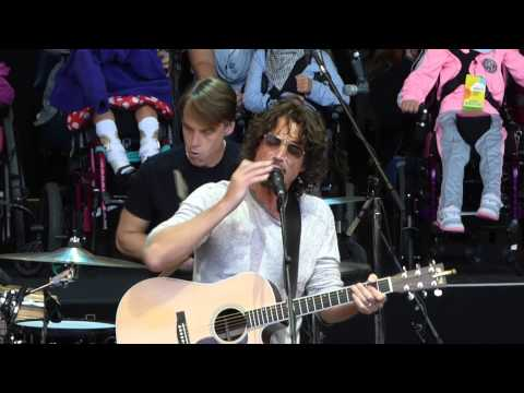 Soundgarden - Blow Up The Outside World - Bridge School (October 26, 2014)