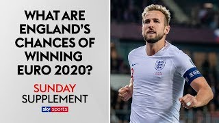 What are England's chances of winning Euro 2020? | Sunday Supplement | 13th October 2019