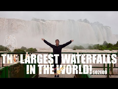 Iguazu Falls, Brazil | Waterfalls & Rat-Cats! | South America Travel Vlog E09