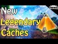 FORTNITE - Opening 5 Legendary Caches (Patch 4.2 Delayed)