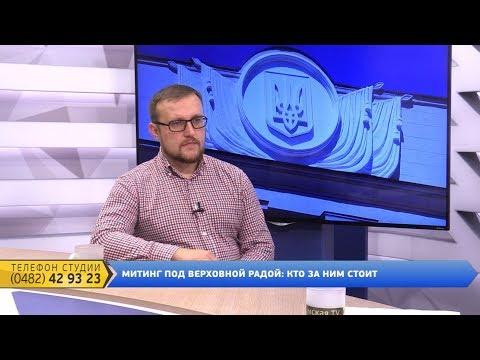 DumskayaTV: Вечер на Думской. Андрей Бодров, 17.10.2017