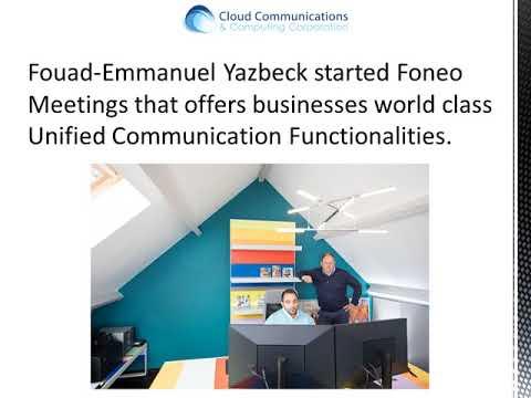 Cloud CCC Services by Fouad-Emmanuel Yazbeck