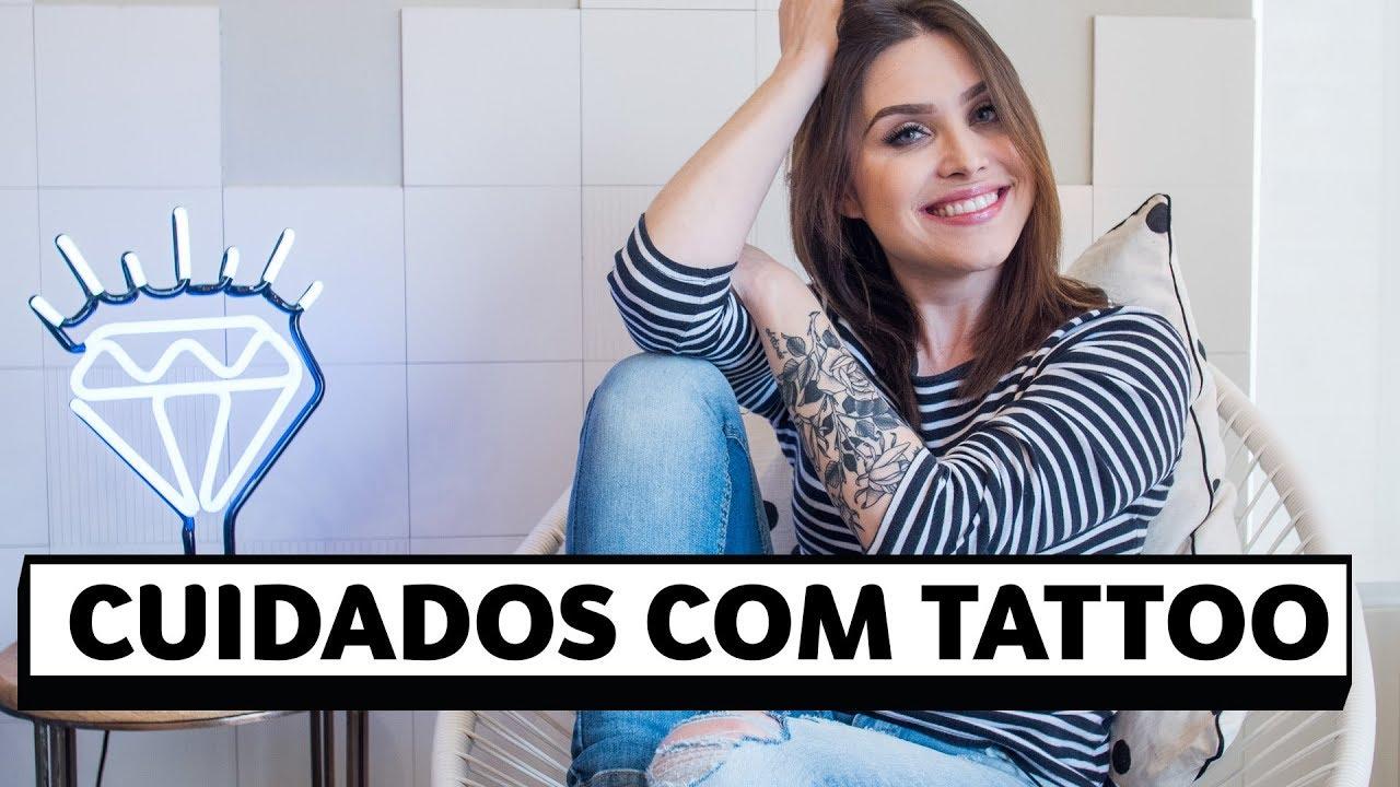 Cuidados Pós Tatuagem Cicatrização Pomada Sol Lu Ferreira