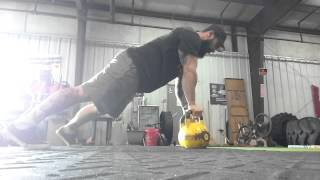 Kettlebell Renegade Row My 2nd Favorite Full Body Exercise