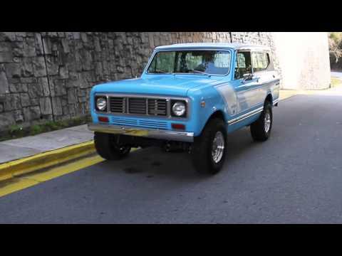 1976 International Harvester Scout II for sale