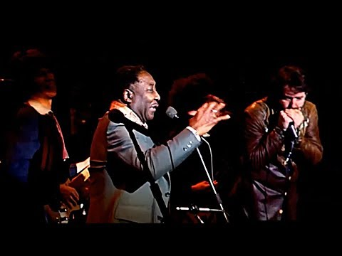 THE BAND & MUDDY WATERS - Mannish Boy - 1976