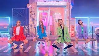 EXID 'Night Rather Than Day' MV Release…독특한 분위기 자아내 (이엑스아이디, 낮보다는 밤)