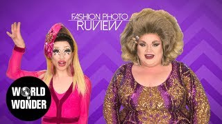 FASHION PHOTO RUVIEW: All Stars 4 Social Media with Yuhua Hamasaki and Eureka O'Hara