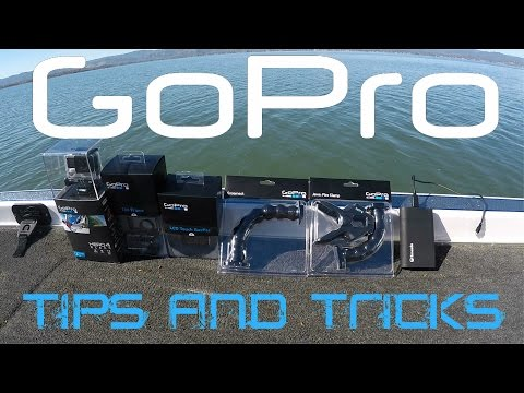 How To Set Up A GoPro For Fishing