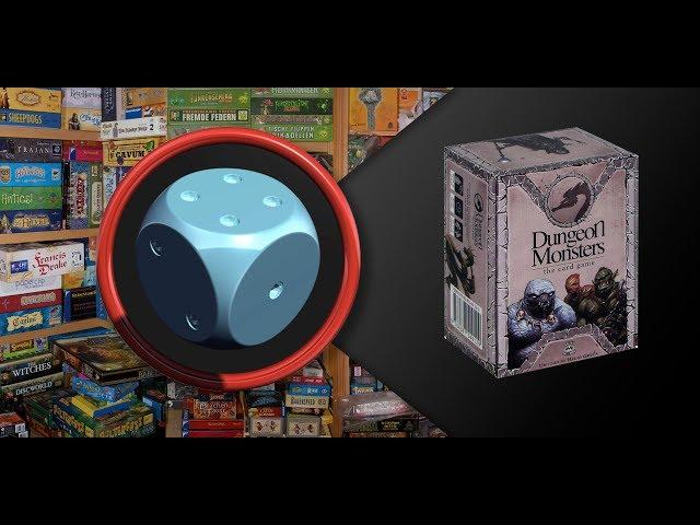 Dungeon Monsters - Como Jogar