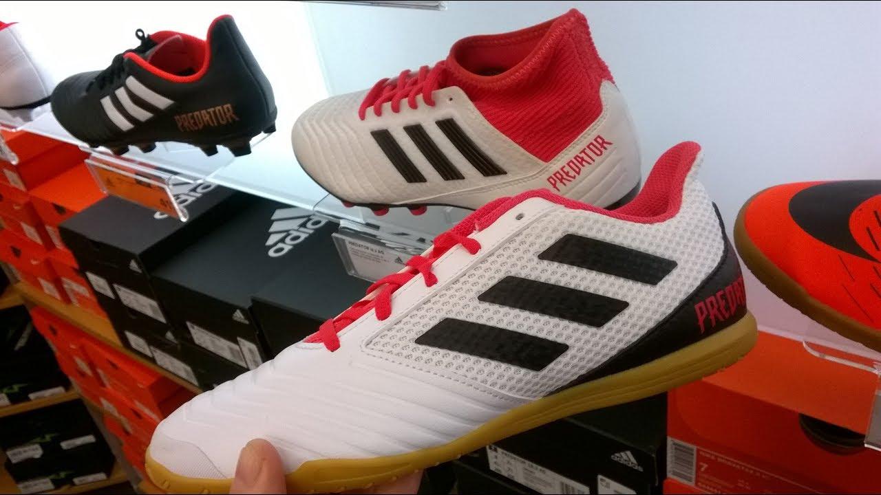 f499a971 Futsal Adidas Predator Tango 18.4 IN Футзалки Portugal - YouTube