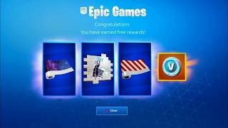 New *FREE* REWARDS in Fortnite Battle Royale! (Season 7 FREE REWARD UNLOCKS!)