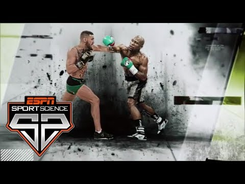 Thumbnail: The Science Behind Mayweather vs. McGregor | Sport Science | ESPN