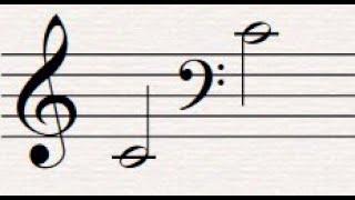 нОТЫ МАЛОЙ ОКТАВЫ: как быстро выучить в скрипичном и басовом ключах?