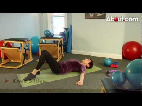 Pilates to help get fit after childbirth