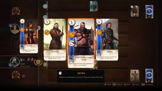 The Witcher 3: Wild Hunt - Gwent - Bloody Baron
