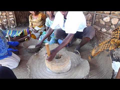 Tanzanian Quern-stone