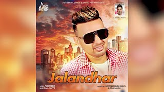 Jalandhar | (Full Song) | BM Khan | New Punjabi Songs 2019 | Latest Punjabi Songs 2019