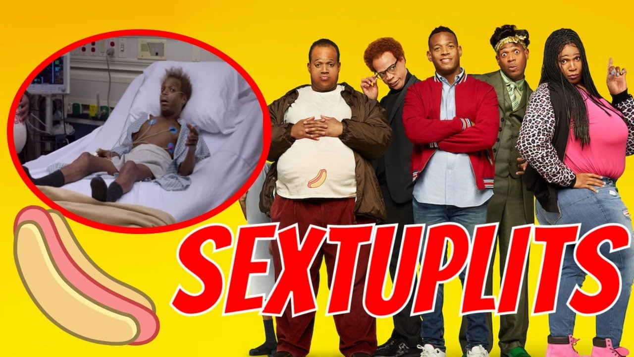 SEXTUPLETS IS ACTUALLY AN AVENGERS MOVIE?! (WORST NETFLIX COMEDY)