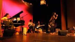 Amesa + André Prando - Choro plebeu (Teatro Carlos Gomes)