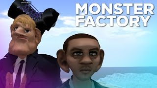 Monster Factory: Second Life, Second Chances - Part One
